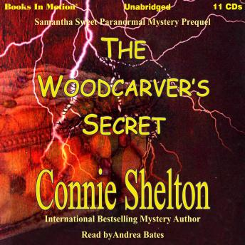 Woodcarver's Secret, Connie Shelton