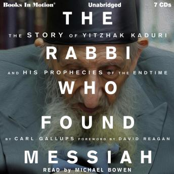 Download Rabbi Who Found Messiah by Carl Gallups