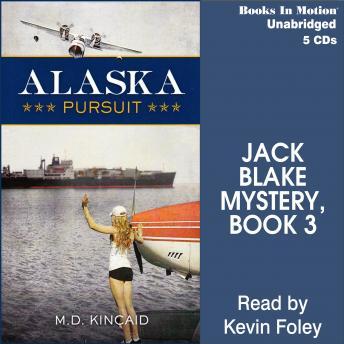 Alaska Pursuit (Jack Blake, 3)