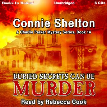 Buried Secrets Can Be Murder (Charlie Parker, 14), Connie Shelton