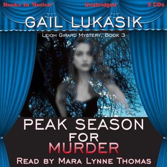Peak Season For Murder, Gail Lukasik