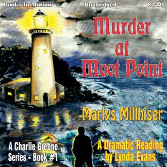Murder At Moot Point, Marlys Millhiser