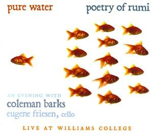 Pure Water, Jalaluddin Rumi, Coleman Barks