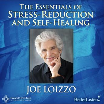 Essentials of Stress-Reduction and Self-Healing:  The Four Truths and Four Scopes of Deep Mindfulness, Joe Loizzo