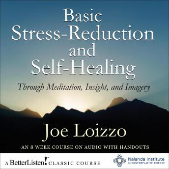 Basic Stress-Reduction and Self-Healing through Meditation, Insight, and Imagery, Joe Loizzo
