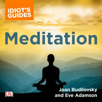 Complete Idiot's Guide to Meditation: How to Heal Through the Mind/Body Connection, Joan Budilovsky, Eve Adamson