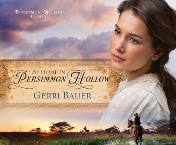 At Home in Persimmon Hollow, Gerri Bauer