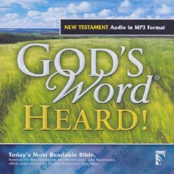 GOD's WORD Heard!: New Testament