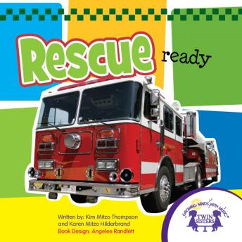 Rescue Ready Sound Book, Kim Mitzo Thompson