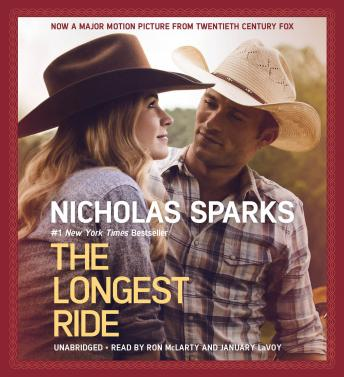 The Longest Ride: Bookrack  Edition