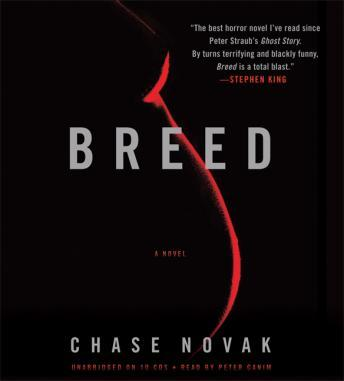 Breed: A Novel sample.