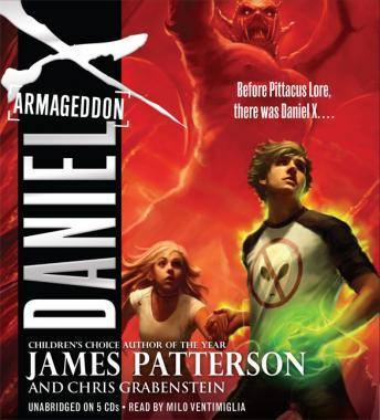 Daniel X: Armageddon, James Patterson