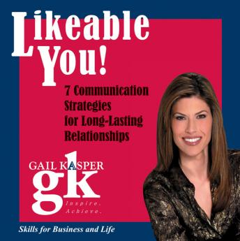 Likeable You, Gail Kasper