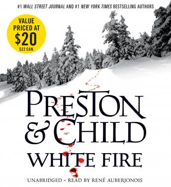 White Fire, Lincoln Child, Douglas Preston