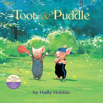 Toot & Puddle, Holly Hobbie