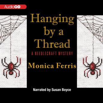 A Needlecraft Mystery, #6: Hanging by a Thread