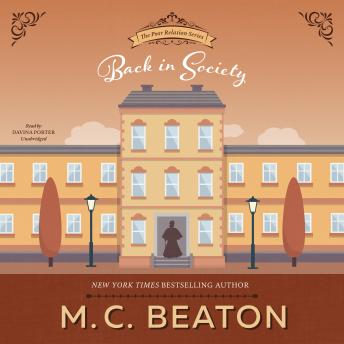 Poor Relation, Book Six: Back in Society, A Regency Romance, Marion Chesney