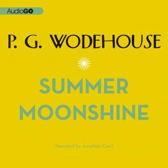 Summer Moonshine, P.G. Wodehouse