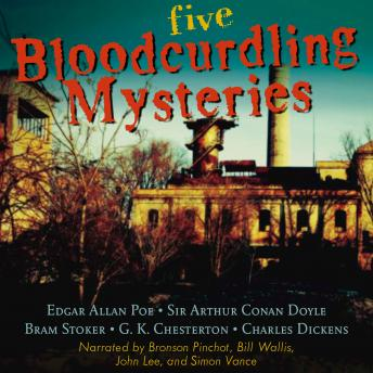 Five Bloodcurdling Mysteries, Various Authors
