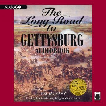 Long Road to Gettysburg, Jim Murphy