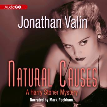 Harry Stoner Mystery, #5: Natural Causes, Jonathan Valin