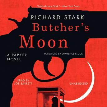 Parker Novel, #16: Butcher's Moon, Richard Stark