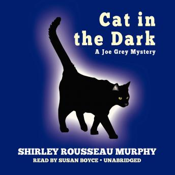 A Joe Grey Mystery, #4: Cat in the Dark