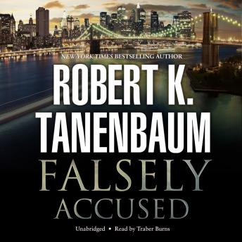 Falsely Accused, Robert K. Tanenbaum