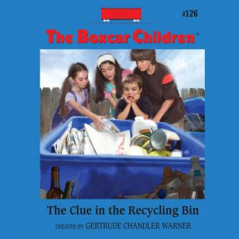 Clue in the Recycling Bin, Gertrude Warner