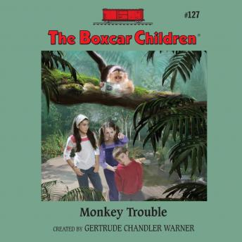 Monkey Trouble, Gertrude Warner