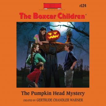 Pumpkin Head Mystery, Gertrude Chandler Warner