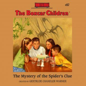 Mystery of the Spider's Clue, Gertrude Warner