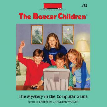 Mystery in the Computer Game, Gertrude Chandler Warner