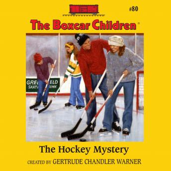 Hockey Mystery, Gertrude Warner