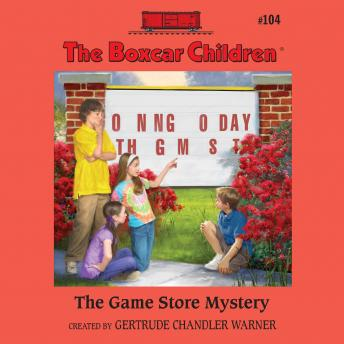 Game Store Mystery, Gertrude Warner