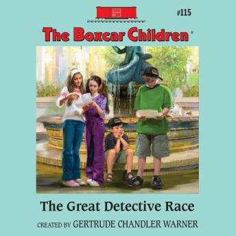 Great Detective Race, Gertrude Warner