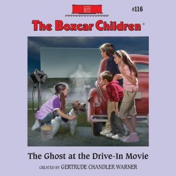 Ghost at the Drive-In Movie, Gertrude Chandler Warner