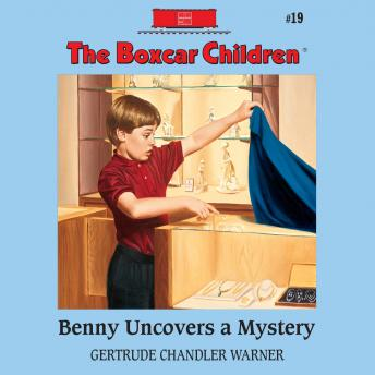 Benny Uncovers a Mystery, Gertrude Chandler Warner