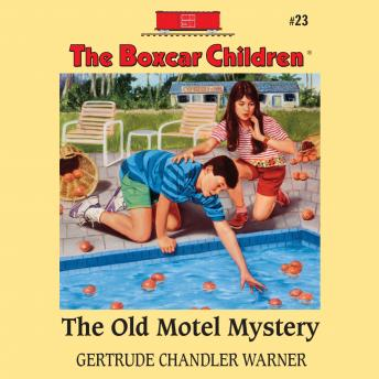 Old Motel Mystery, Gertrude Warner