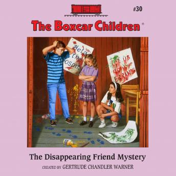 Disappearing Friend Mystery, Gertrude Warner