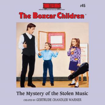 Mystery of the Stolen Music, Gertrude Warner