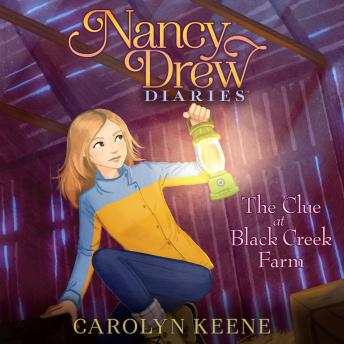 Clue at Black Creek Farm, Carolyn Keene