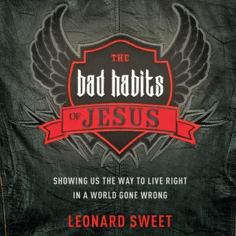 Bad Habits of Jesus: Showing Us the Way to Live Right in a World Gone Wrong, Leonard Sweet