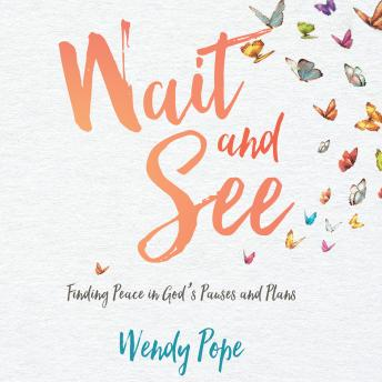 Wait and See: 'Finding Peace in God's Pauses and Plans, Wendy Pope