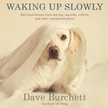 Waking Up Slowly: Spiritual Lessons from My Dog, My Kids, Critters, and Other Unexpected Places, Dave Burchett