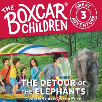 Detour of the Elephants, Gertrude Chandler Warner