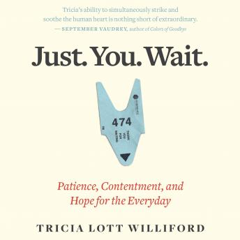 Just. You. Wait.: Patience, Contentment, and Hope for the Everyday