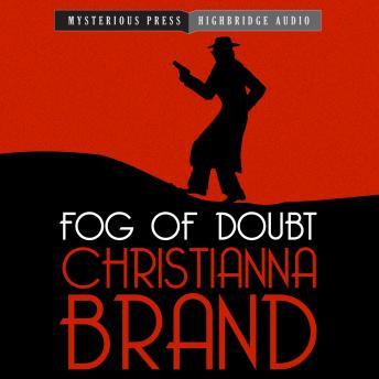 Fog of Doubt: An Inspector Cockrill Mystery
