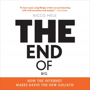 End of Big: How the Internet Makes David the New Goliath, Nicco Mele