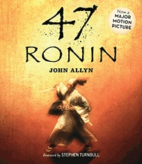 47 Ronin, Jr. John Allyn, Stephen Turnbull